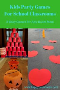 8 Fun School Party Game Ideas