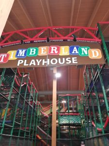 Timberland Playhouse at Wilderness Resort in Wisconsin Dells