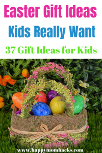 Easter Gift Basket Ideas for Kids. Find gift ideas for toddlers, elementary school kids and teens. Find the gift they really want easily on Amazon. #easter #giftsforkids #gifts #holidaygifts