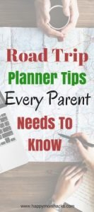 Planning a Road Trip with the kids? Get prepared with these tips and tricks to have a stress free fun filled family vacation.