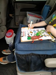 Road trips tips for families on weekend getaways or family vacations.