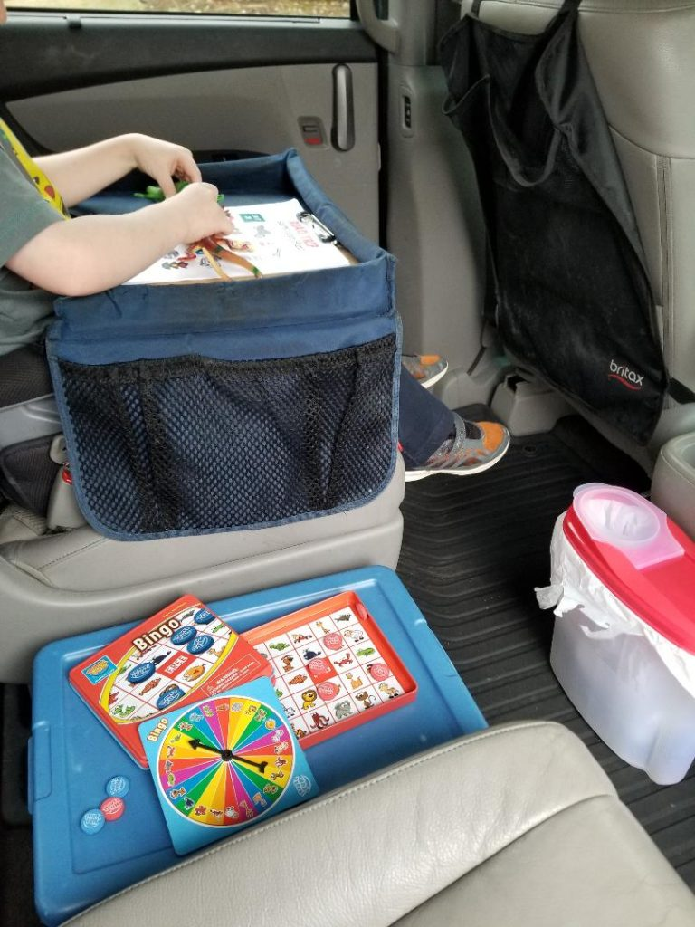 Traveling with Kids Road Trip Hacks