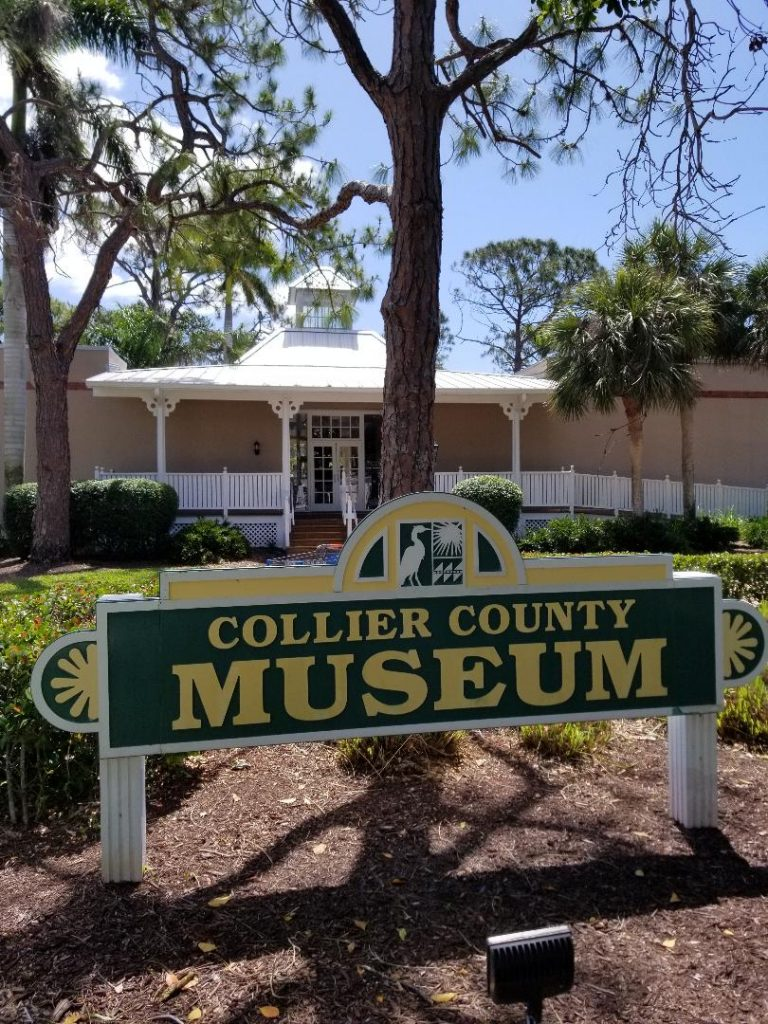 Collier County Museum is a Free Naples Florida Attraction. Kids and adults will love learning the hisorty of the Naples are and it's people. Best part is it's Free!