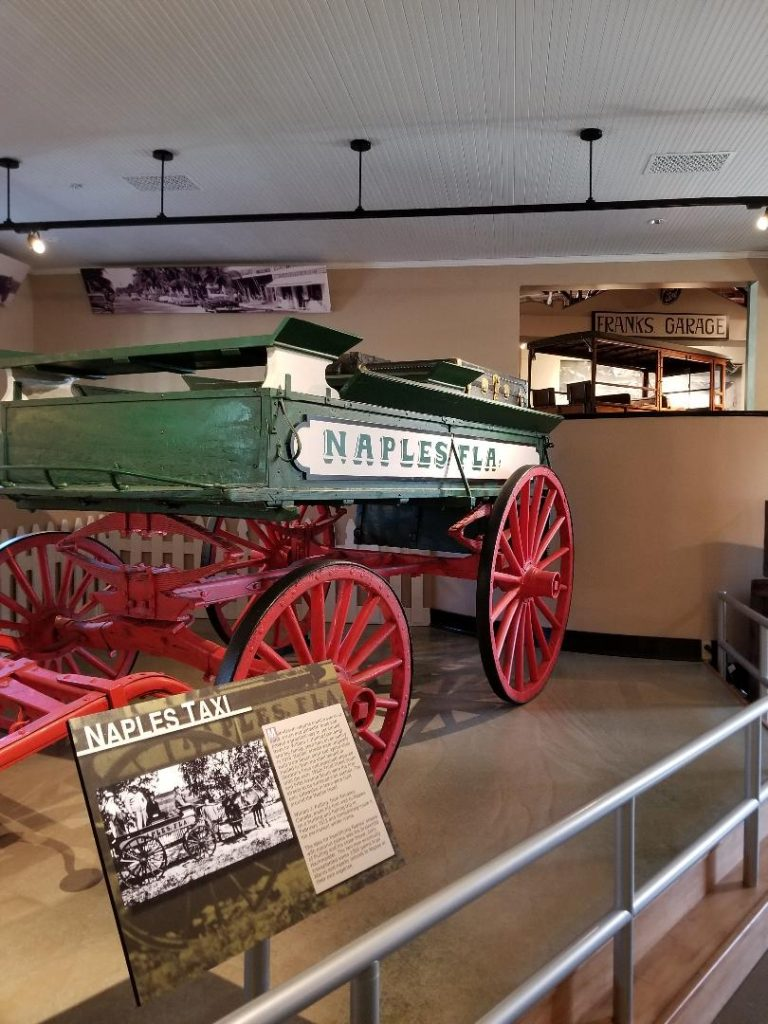 Naples Train Museums is a fun thing to do with kids in Naples Florida. This historical museum is a can't miss Naples attractions.