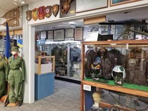 Museum of Military Memorabilia of Naples is a Free Museum to visit. Find military items to look at and learn about several American wars. It's located in the Naples Airport. #naples #museums #florida