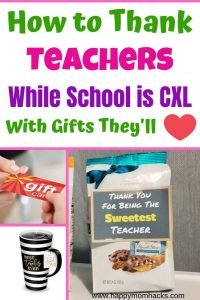 Best Teacher Appreciation Gifts Ideas while school is canceled from students. Give teacher gifts they really want that you can ship or deliver to school during stay at home. Teachers are working hard right now for our kids so lets say Thanks! #teachergifts #giftideas #teacherappreciationideas