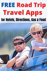Best Road Trip Travel Apps for Vacation. Free & easy to use apps to download before you go on vacation. Find hotels & restaurants along your route, best gas prices, quick directions and more. Everything you need for a smooth and stress-free road trip. #roadtrip #familyvacation #travelapps #traveltips