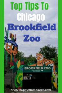 Tips you need for a fund family day out at Chicago's Brookfield Zoo. Things to do and see, where to park, eat. Plus events Summer Nights, Boo at the Zoo and Brookfield Zoo Lights, #brookfieldzoo, #chicagoattractions, #traveltips, #familytravel