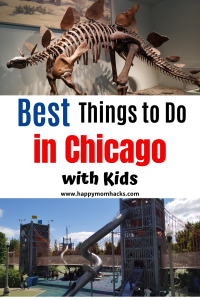Fun Things to Do In Chicago with Kids. Enjoy Chicago Attractions at free playgrounds like Maggie Daley Park, Museums, Zoo, Aquarium and more.  Your guide to visiting the best Chicago Attractions on your family vacation or Staycation. Get inspired and make it a trip to remember! #chicago #chicagoattractions #thingstodoinchicago #kids #familyvacation