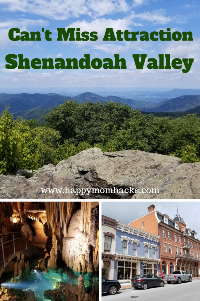 Shenandoah Valley & Shenandoah National Park Vacations. The best Things to do with kids. Tips on visiting the cool caves at Luray Caverns. Museums in cute towns of Winchester and Staunton Virginia. Perfect vacation for families