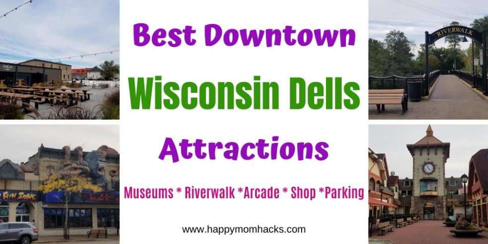 Best Attractions in Wisconsin Dells Downtown with Kids. Fun things to do from museums, to arcades, restaurants, Ripley's Believe It Or Not , Duck Boat Rides and more. Tips & everything you need to know before you go. #wisconsindells #thingstodowisconsindells #familyweekendgetaway #familyvacation #travelwisconsin #wisconsindellsattractions