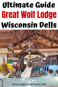 Top Tips Great Wolf Lodge Wisconsin Dells. Everything you need to know before you go -accommodations, water park tips, dining, activities & more. The complete guide to Wisconsin Dells Great Wolf Lodge. #greatwolflodge #waterpark #wisconsindells #familyvacation