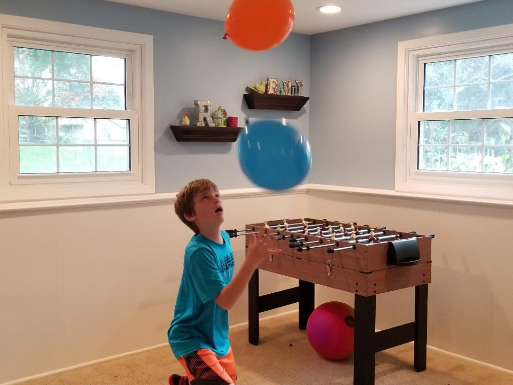 Fun Party Game - Balloon Challenge