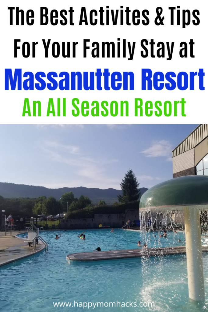 Ultimate Guide to Massanutten Resort in Virginia. Find out why it's the perfect family vacation in winter, summer, fall and spring. Full of fun family activities everyone will love. Click to get Tips you need for your visit. #massanutten #virginia #virginiavacation #massanuttenresort #wintervacation #summervacation