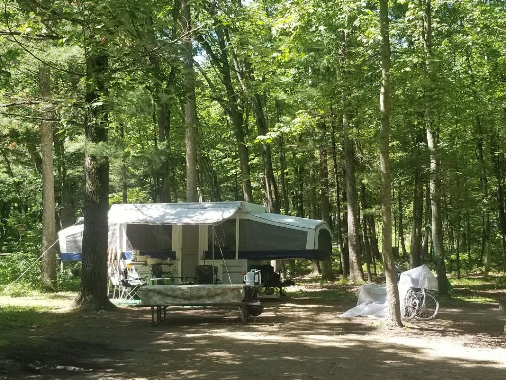 Mirror Lake State Park Camping and Campgrounds