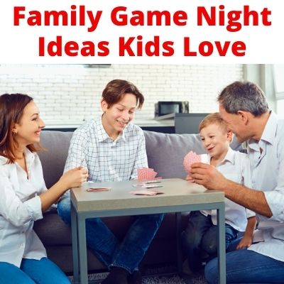 Plan the best family game night with fun ideas, games to play and tips.