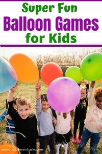 15 Boredom Busting Balloon Games for Kids to Play Indoor & Outdoors. Find games to play at home on rainy days and balloon party games for kids birthdays. Tons of easy and cheap balloon activity ideas to keep your kids entertained without spending tons of money.