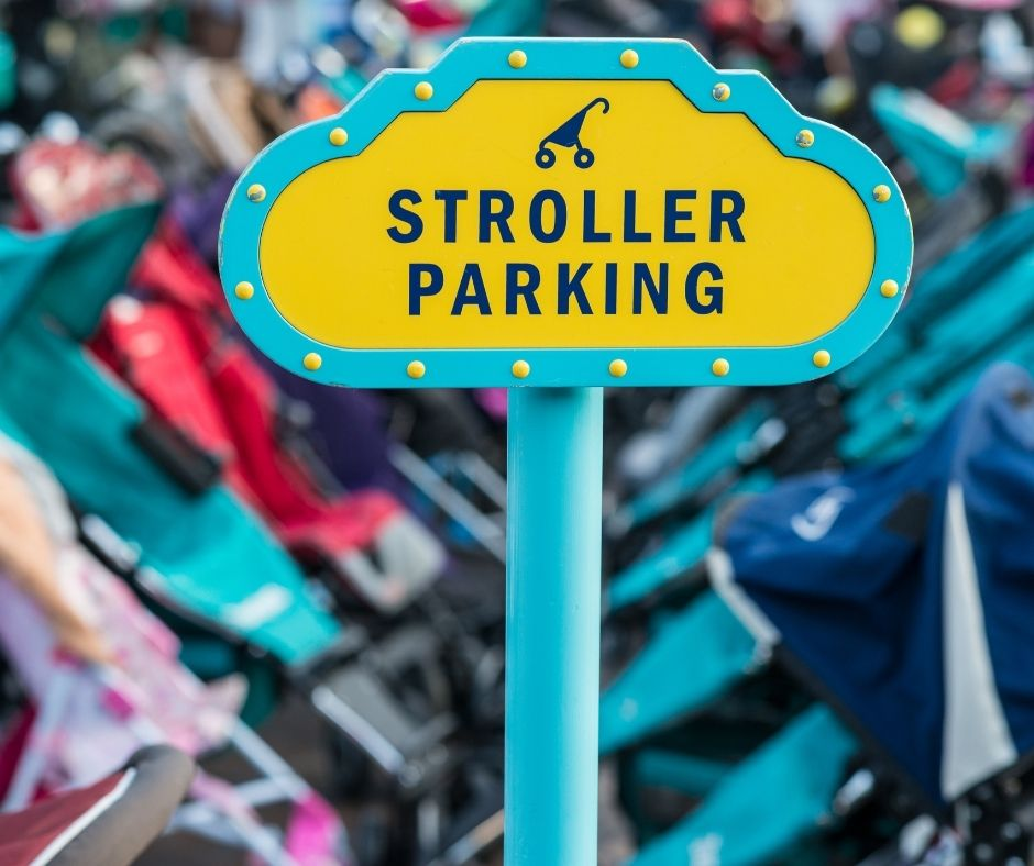 Items to bring to Disney for your Stroller for an easy Disney Vacation.