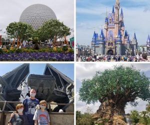 Walt Disney World tips for all four Parks, Epcot, Magic Kingdom, Hollywood Studios and Animal Kingdom