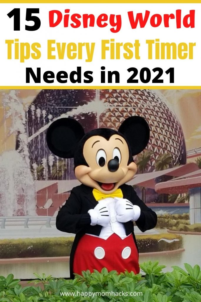 15 Secret Tips for Disney World First Time Visitors. What you need to know about rope drop, dinning, rides, saving money and more. Be ready for a amazing Disney Vacation with tips from a Disney Travel Agent.