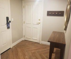 Foyer Entrance to 1 Bedroom Villa at Saratoga Springs Resort.