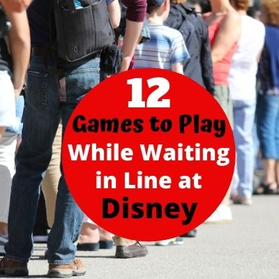 Entertain Kids with fun game to play in line at Disney World & Amusement parks. Keep everyone busy and happy while waiting for rides with Disney Games, Heads Up, Charades, Bingo, iSpy, Rock Paper Scissors & more.