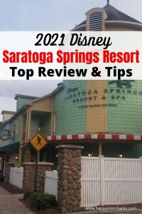 2021 Detailed Review & Tips of Saratoga Springs Resort at Disney World. This amazing Disney Hotel has been newly updated with everything new in the rooms including cool new murphy beds. Check out our pictures, video of rooms and tips to see if this is the perfect hotel for your Disney Vacation.
