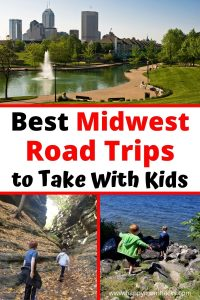 Fun Midwest Road Trips & Weekend Getaways with Kids. 11 fun family vacation ideas just a short drive from Chicago. Find out why your family will love destinations like Indianapolis, St. Louis, Wisconsin Dells , Door County, Lake Geneva & New Buffalo MI. In Illinois visit Springfield & Starved Rock State Park. Plus don't forget the amazing National Parks too like Smoky Mountains & Cuyahoga Valley National Park. Start planning your next family Midwest getaway.
