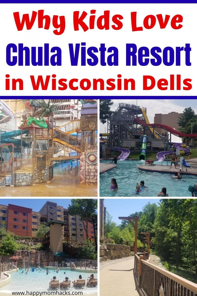Parents Review of Chula Vista Resort in Wisconsin Dells. Everything you need to know about the hotel rooms, indoor & outdoor waterpark, activities, restaurants and more. Use this guide to decide if this is the best Wisconsin Dells Resort for your family.