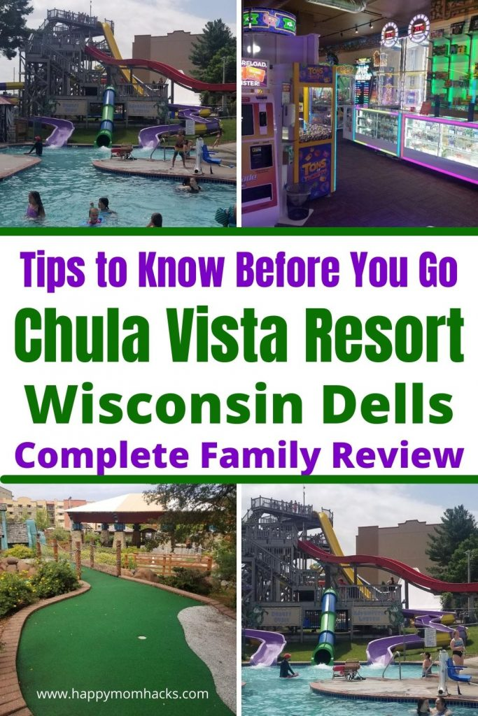 Top Tips for Visiting Chula Vista Resort in Wisconsin Dells. What parents need to know before you go. Plus pictures to help you decide if this is the best Wisconsin Dells Resort for your family. A full review of the resort, restaurants, indoor and outdoor waterpark, activities and more.