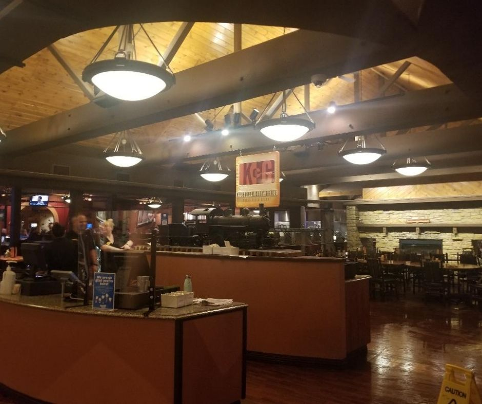 Kilbourn City Grill is a Sports Bar Restaurant at Chula Vista that is a family friendly place to eat.