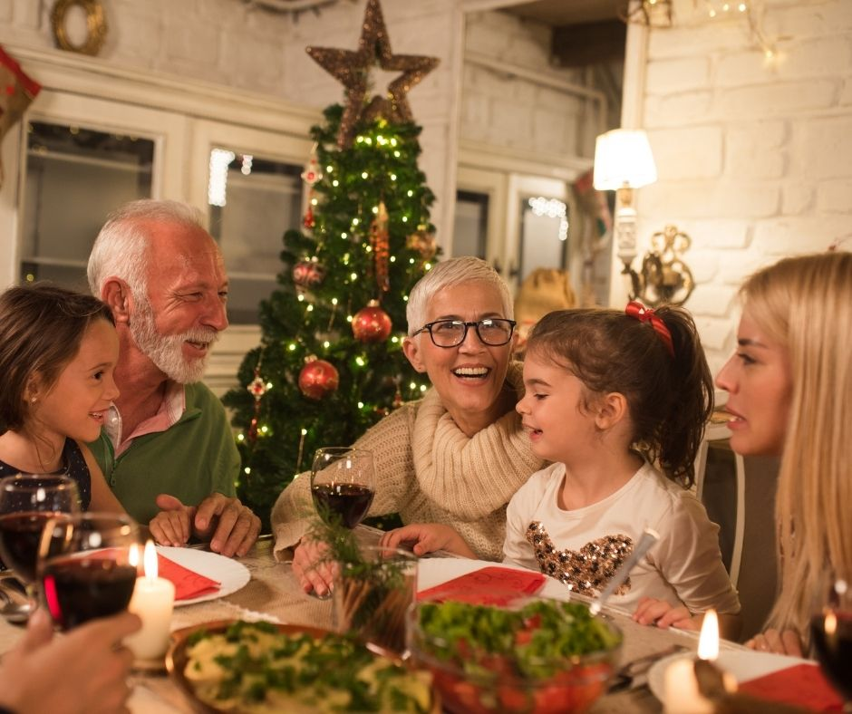 Play fun party games like Would You Rather at your next family Christmas party.