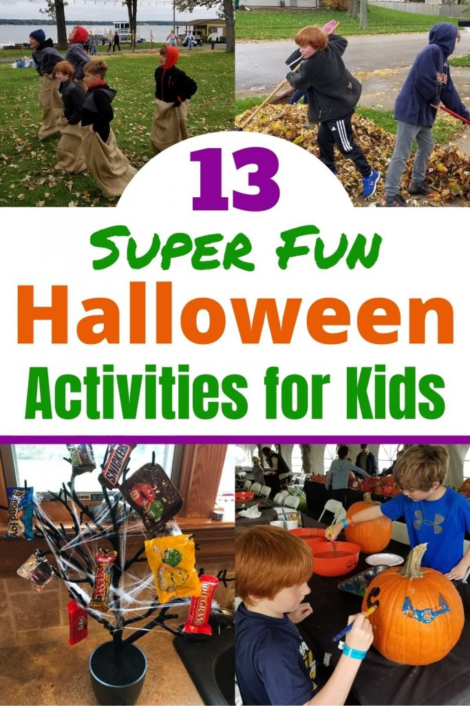 How to Celebrate Halloween with your kids. Super fun Halloween Social Distancing Ideas, Activities & Game kids will love. Safe and family-friendly things to do this fall. Plus free printable Halloween Neighborhood Scavenger Hunts and You've Been Booed signs. Make this the best Halloween ever!